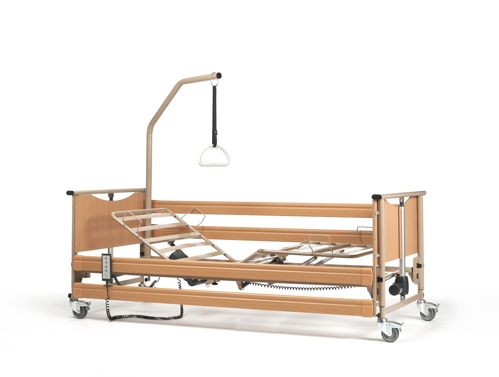Wynajem łóżka Rehabilitacyjnego Elektrycznego Elbur 325l